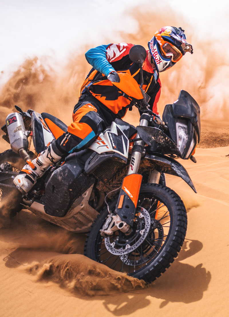 New KTM offers